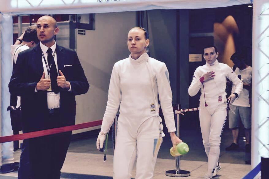 Олена Кривицька: «Нас у команді четверо дівчат, але мета і мрія у всіх одна – перемога»