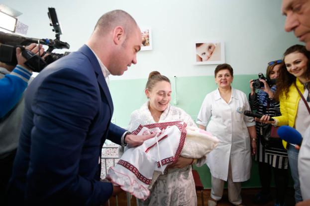 У Тернополі планують відкрити перинатальнай центр другого рівня надання  допомоги. Нову установу створять на базі пологового відділення міської  лікарні №2 9140b955c2b36