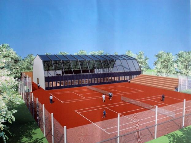 тенісна академія