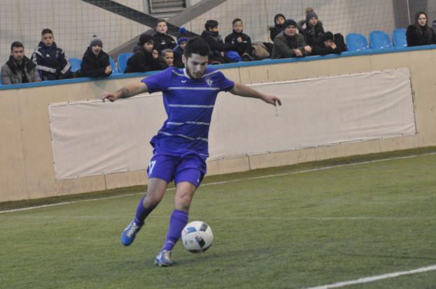 Тарас Червонецький у матчі з СФК Муроване показав себе справжнім лідером команди