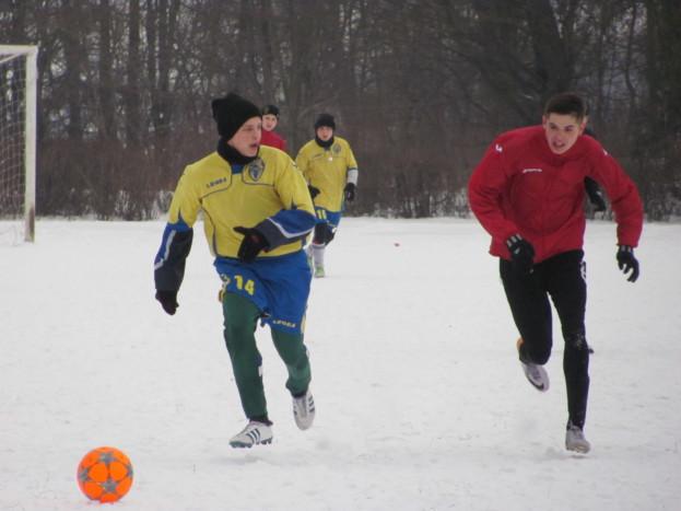 У вирішальному матчі турніру команда ДЮСШ перемогла ліцеїстів – 3-0