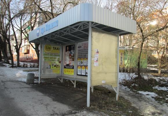 Зупинки громадського транспорту в Тернополі теж використовують як місце для реклами