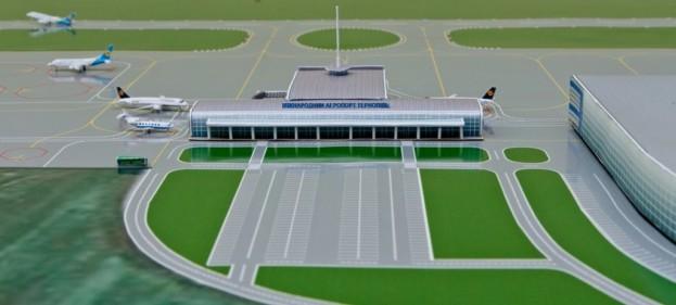 такий аеропорт за 15-15 млн. грн. бачить у перспективі тернопільська влада