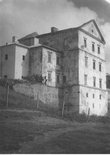 Перлина українського зотчества в світовій архітектурі Європи перед знищенням... (1960-ті)